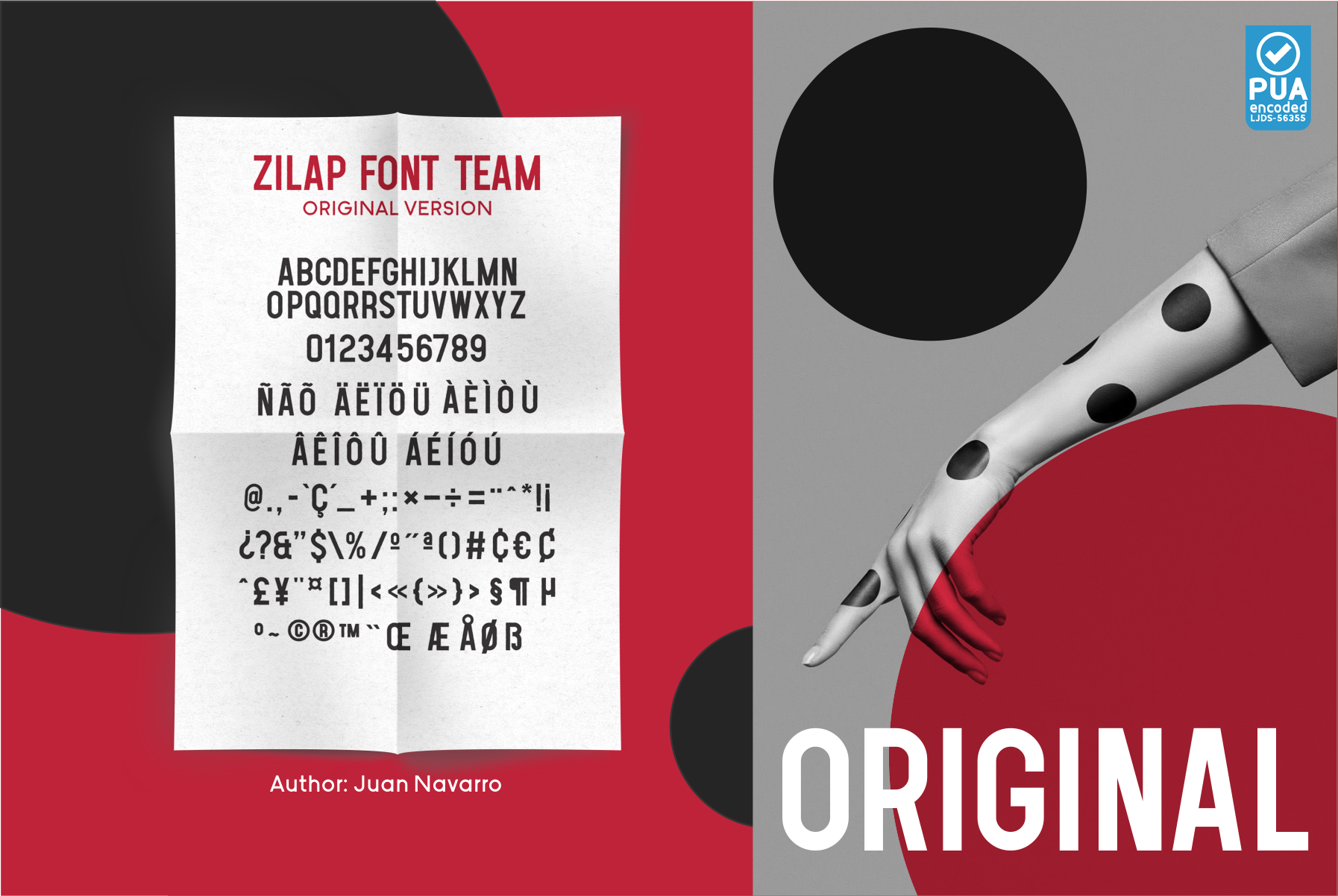 Zilap Font Team example image 9