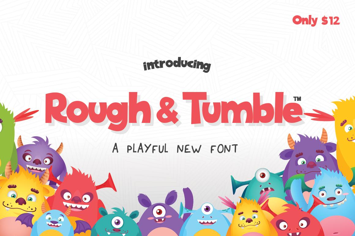 Rough & Tumble example image 1