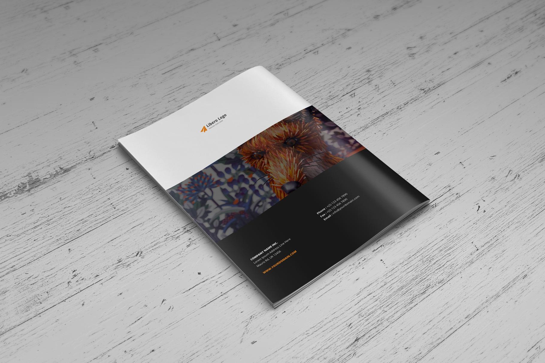 Portfolio Brochure Design v4 example image 11