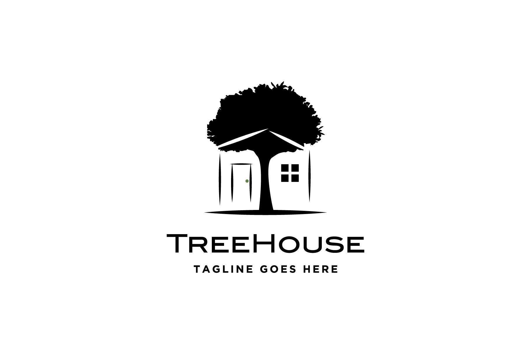 tree house logo example image 1
