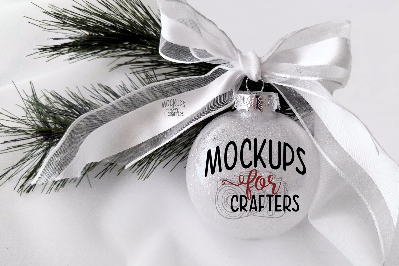 Christmas, FESTIVE Bundle #1 - FIVE MOCK-UPS example image 4