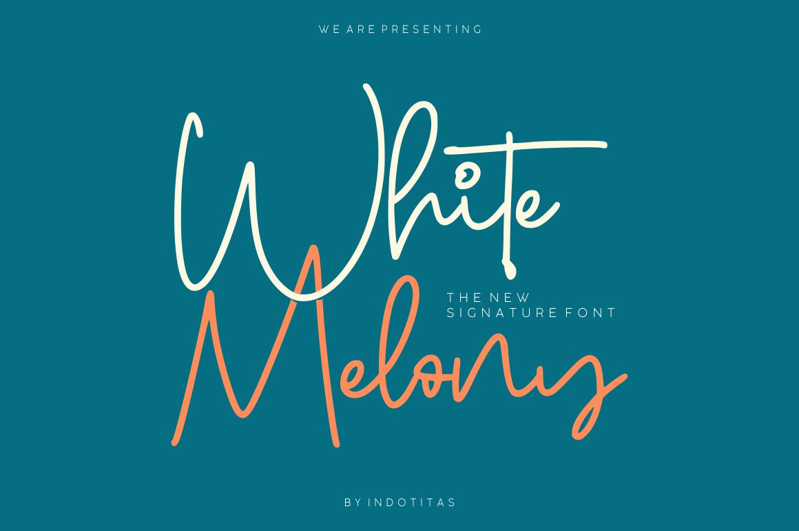 White Melony example image 1