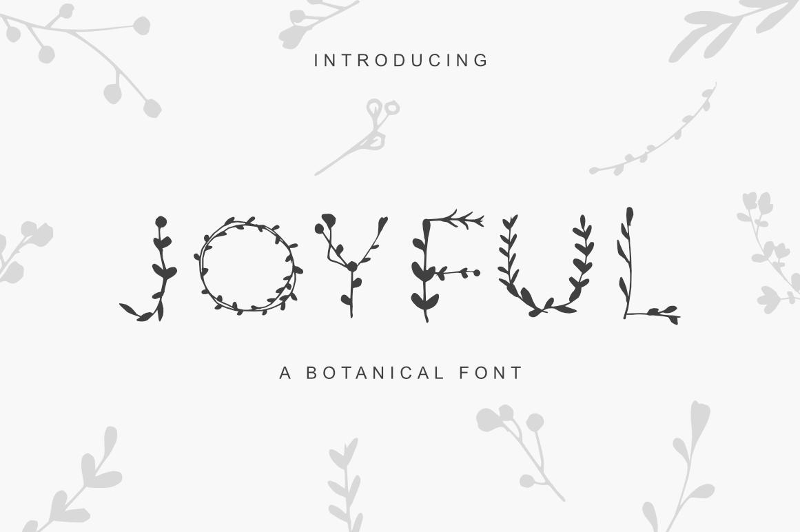 JOYFUL BOTANS example image 9