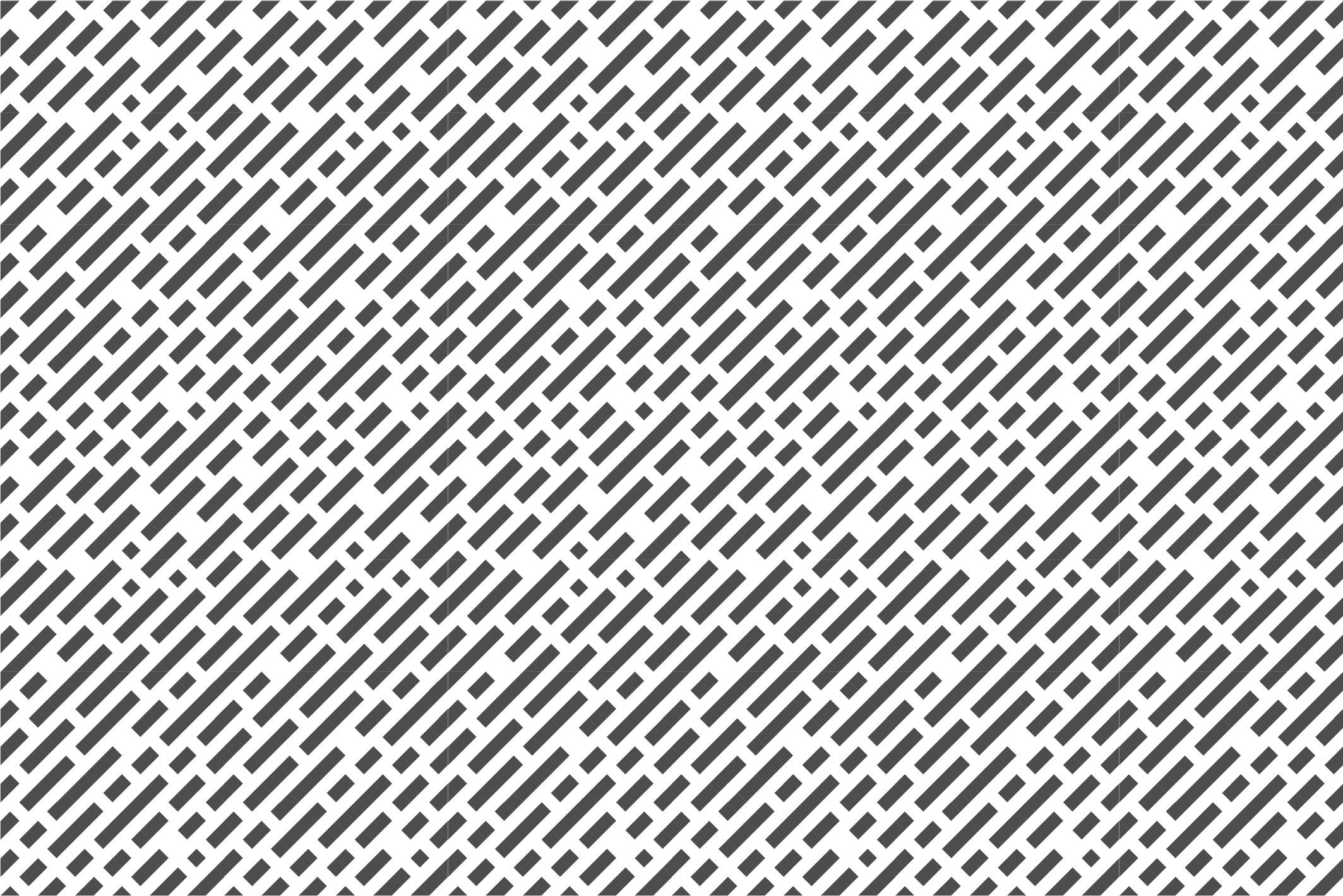 Seamless geometric patterns set. example image 8
