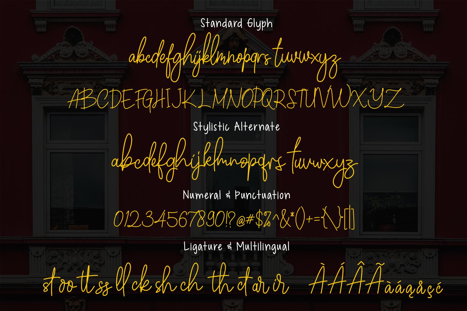 Winchester Signature Script example image 7