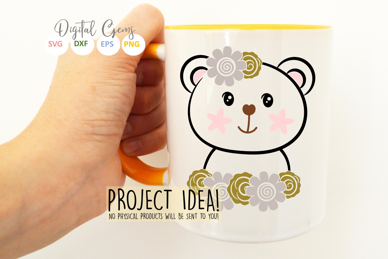Rabbit, Panda, Bear, Penguin designs. example image 5