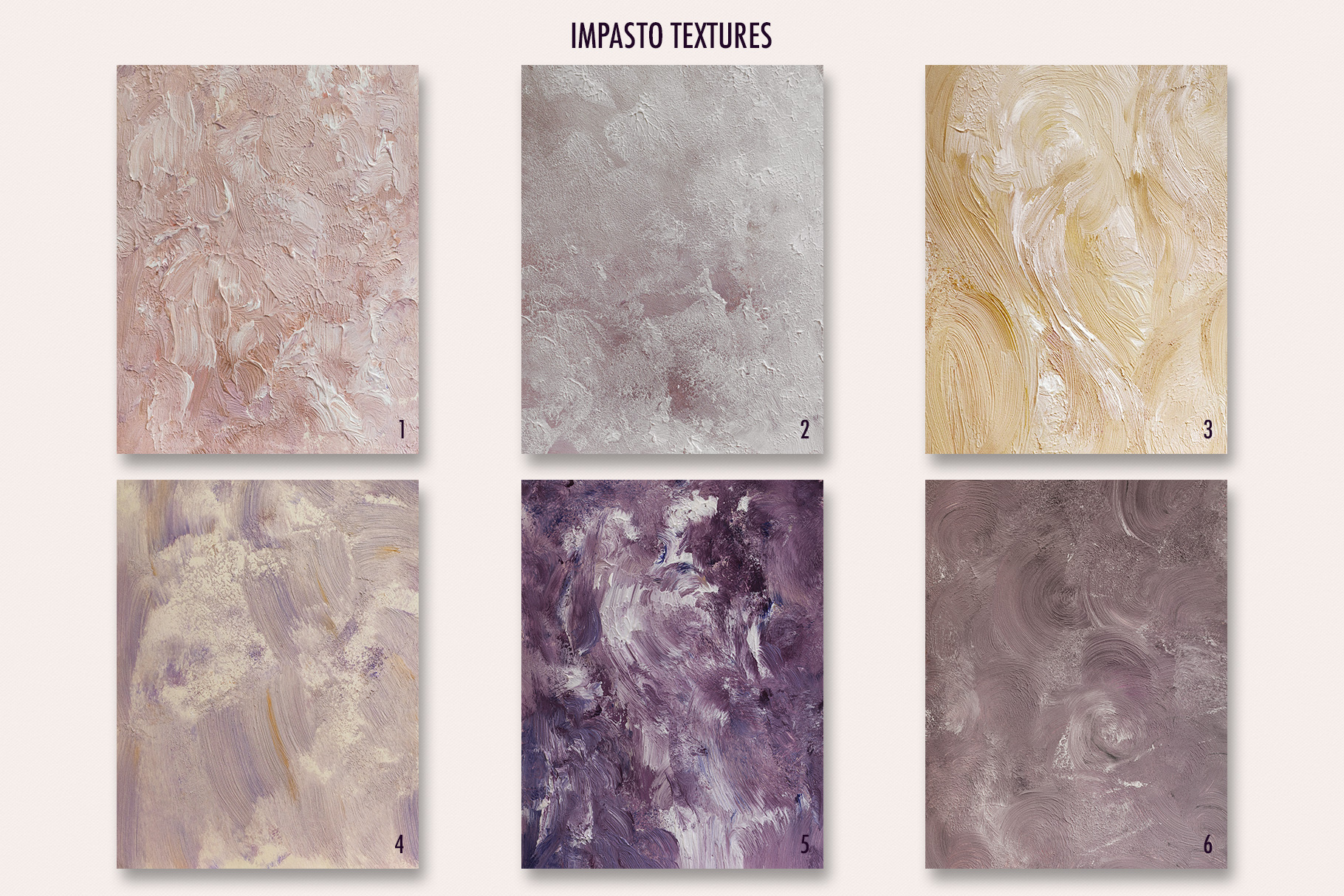 Fine Art Acrylic Paint Textures - Hand Painted Backgrounds example image 13