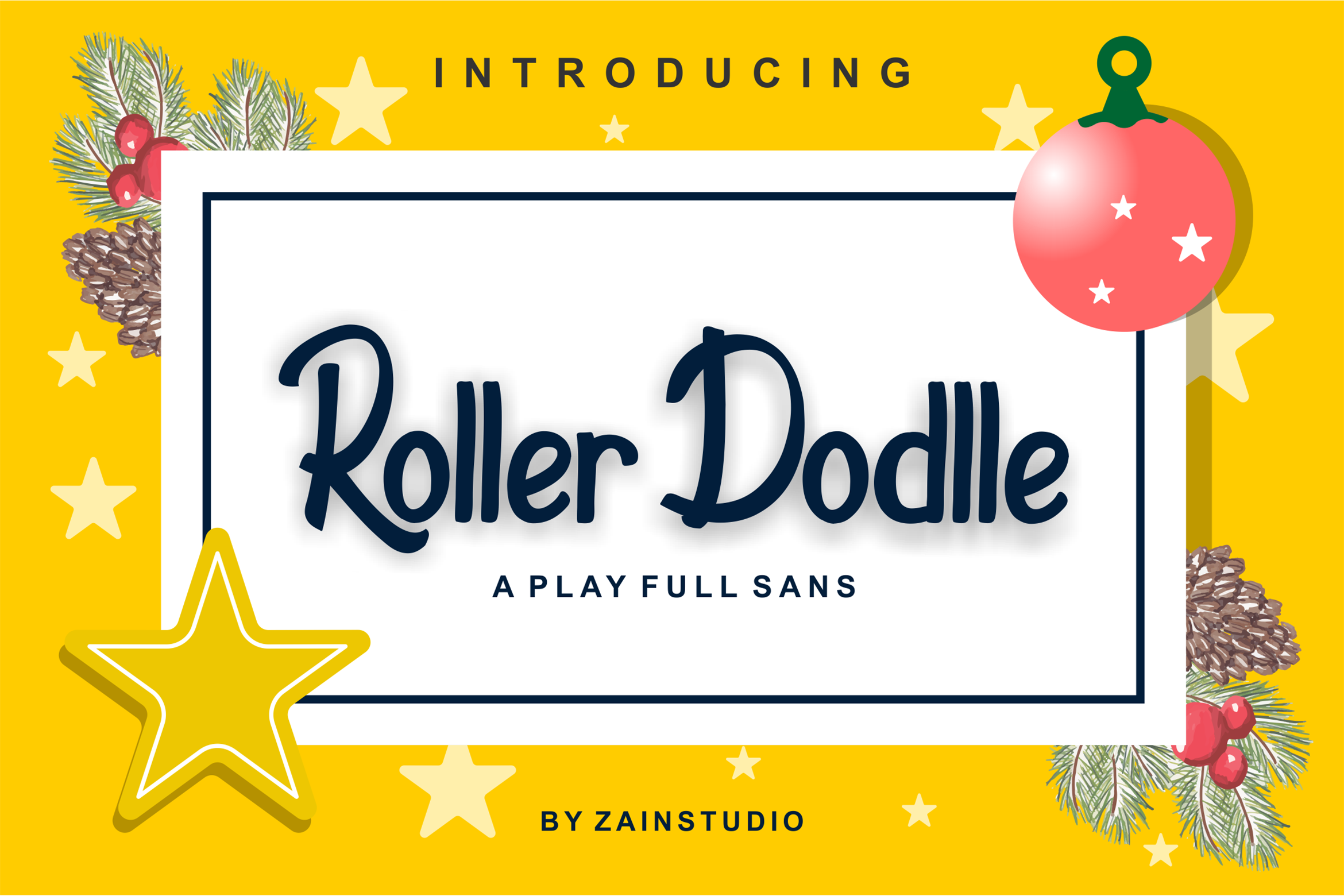 Roller Dodlle example image 1