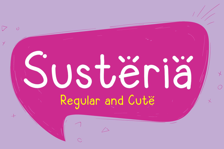 Susteria example image 2