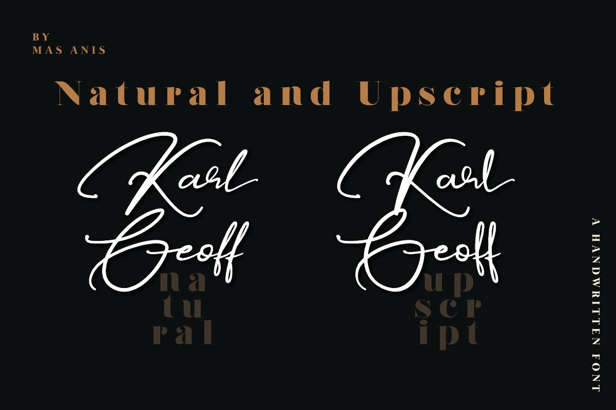 Karl Geoff example image 2