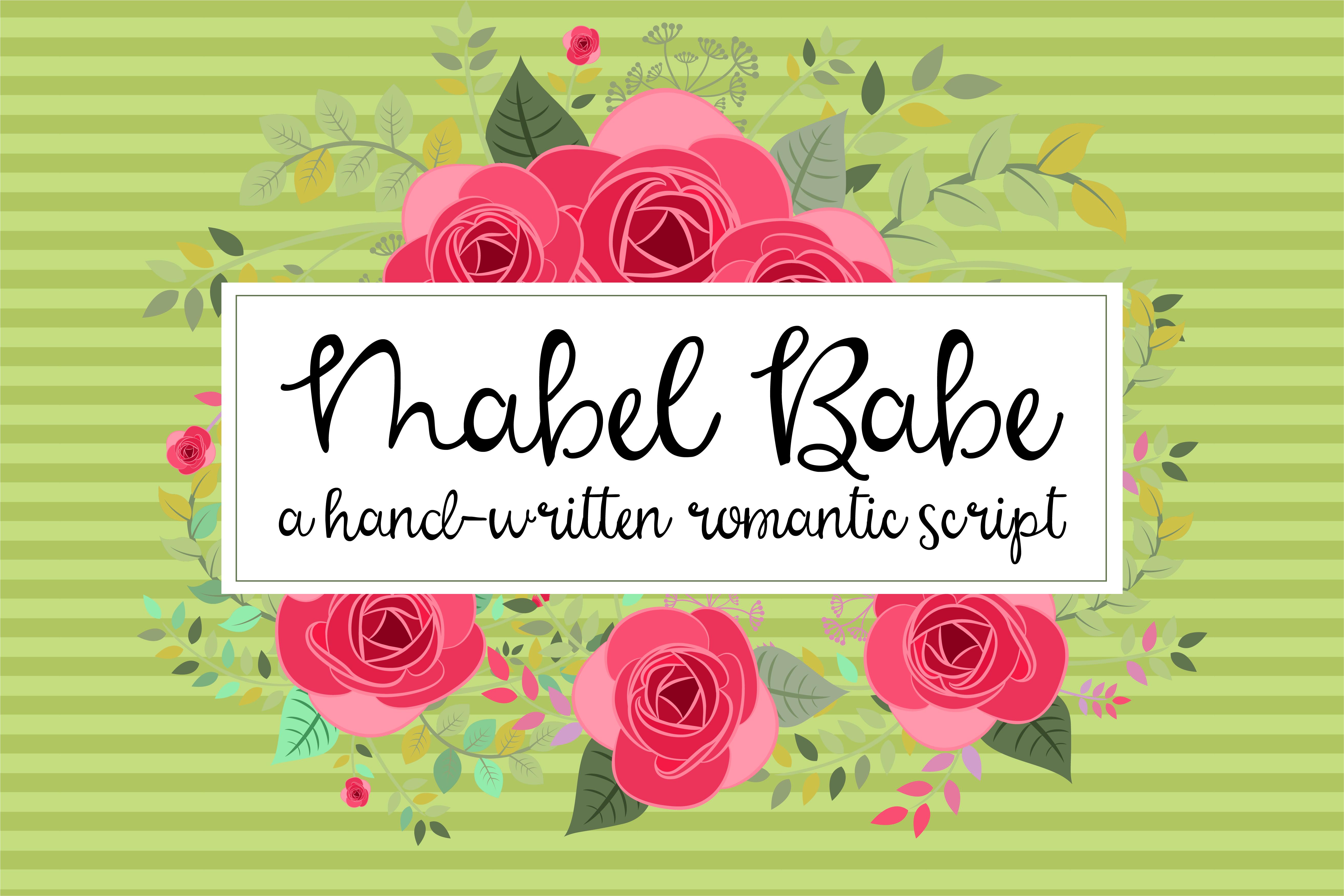 ZP Mabel Babe example image 1