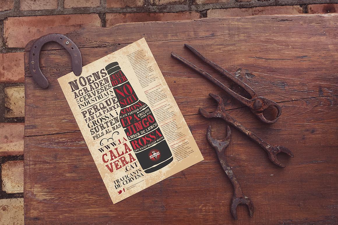 The Horseshoe Poster Mockup example image 4