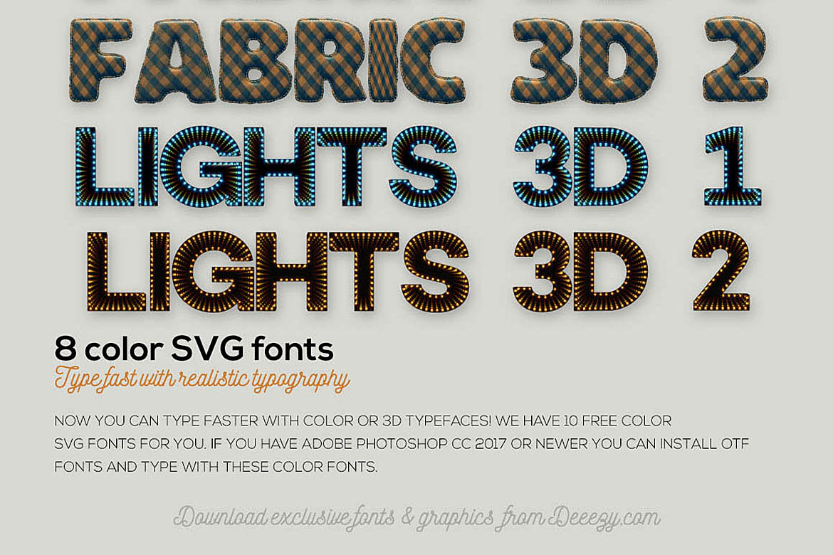10 Color SVG Fonts 1 example image 5