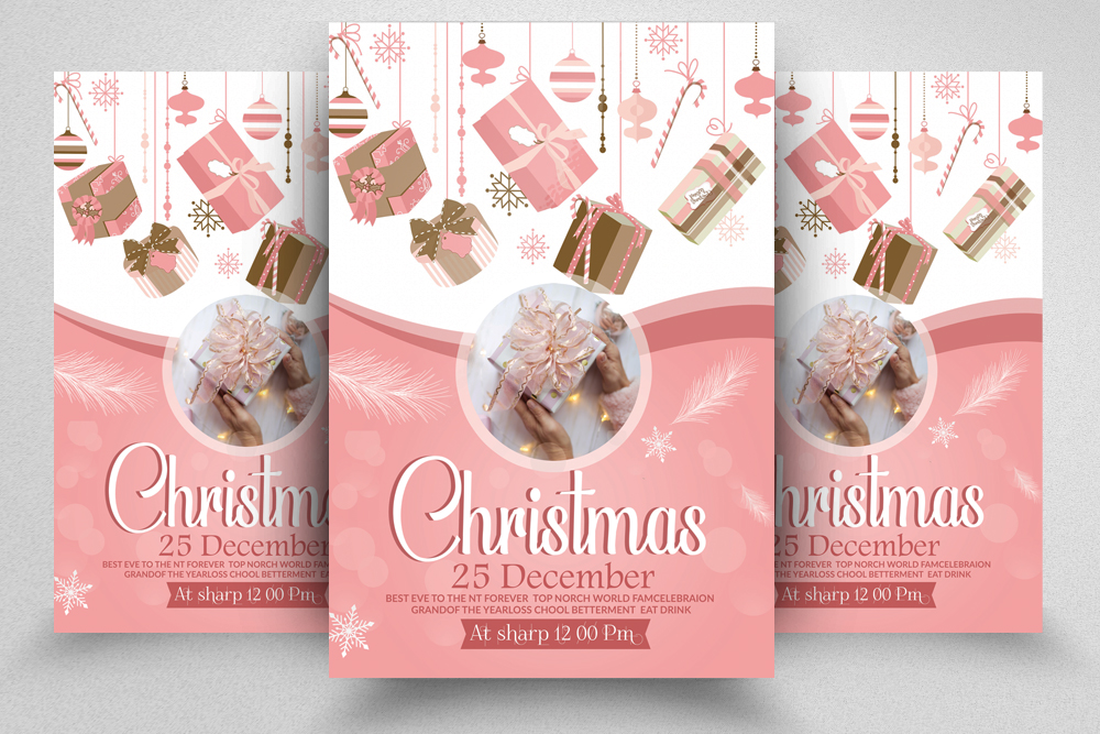 Christmas Flyer example image 1