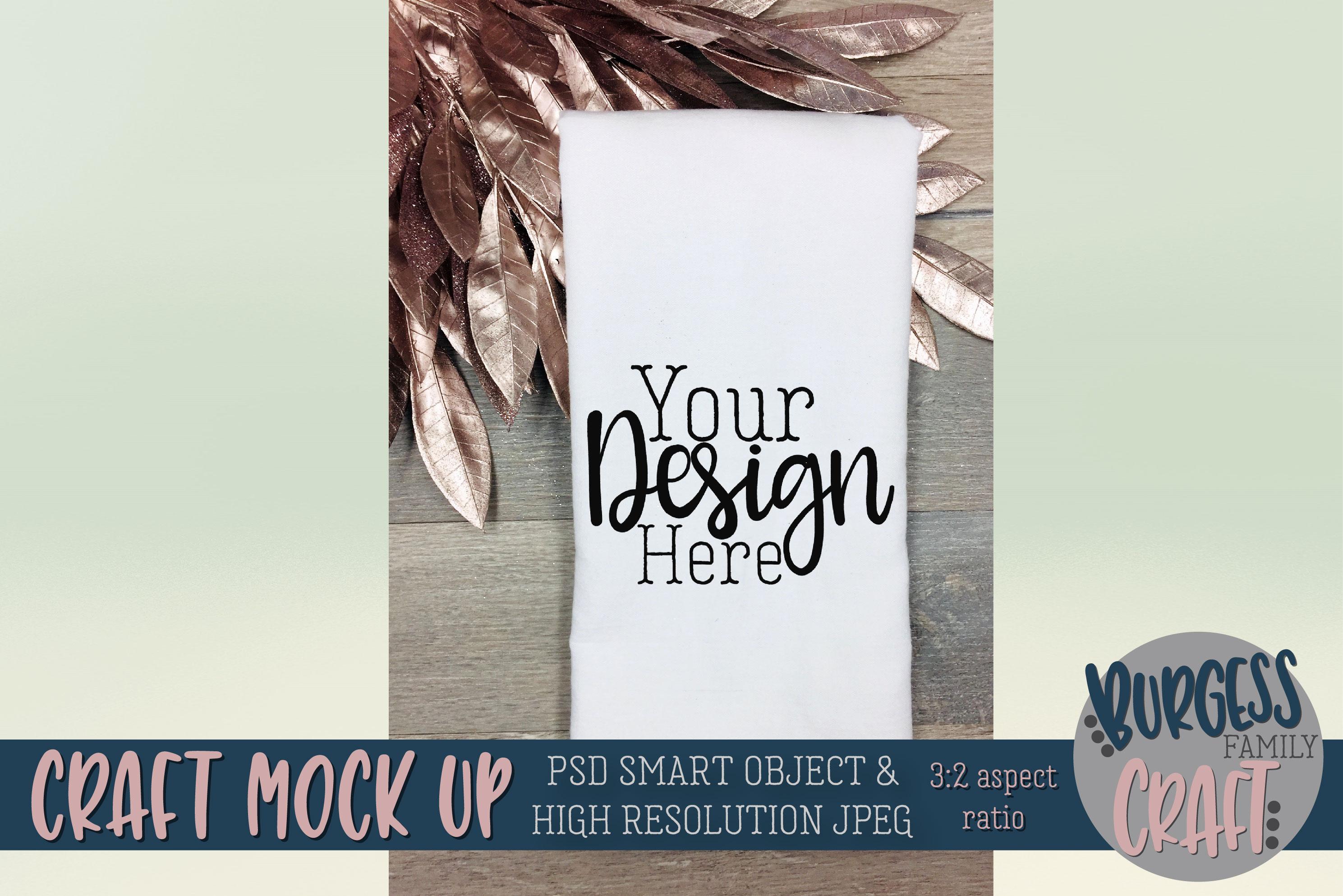 Favorite Craft mock up Bundle | PSD & JPEG example image 6