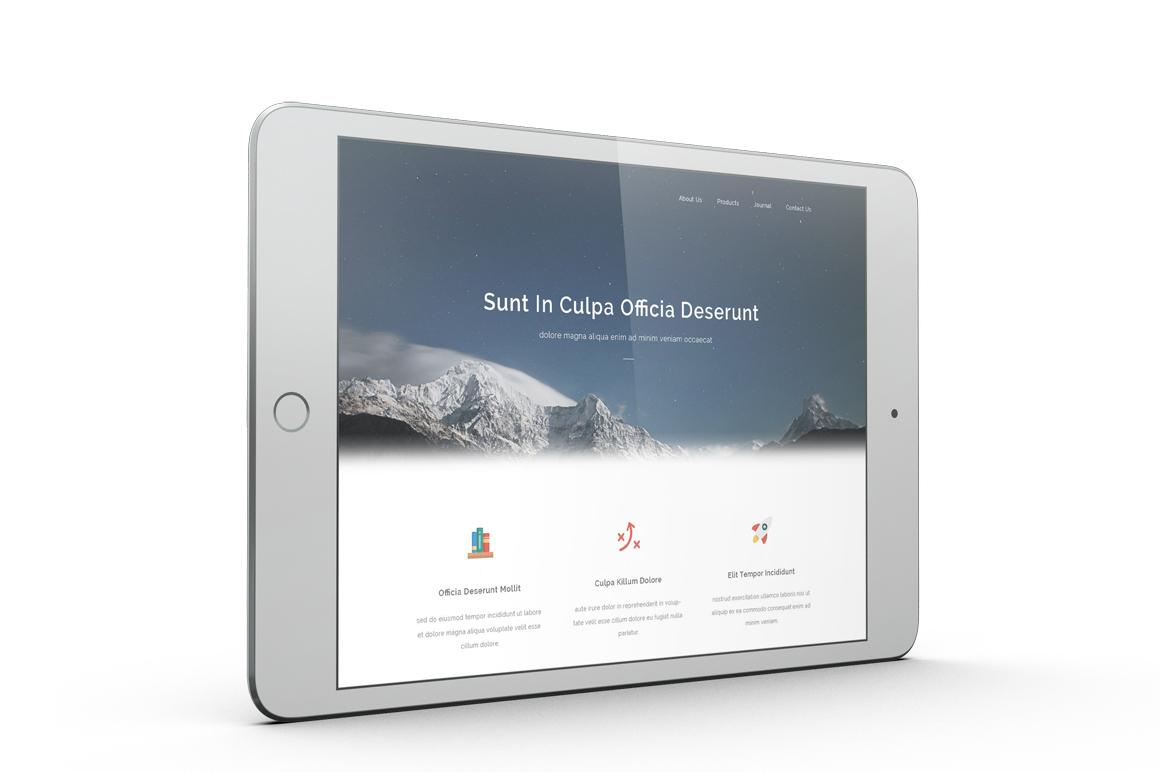 iPad Mini 4 Mockup example image 10