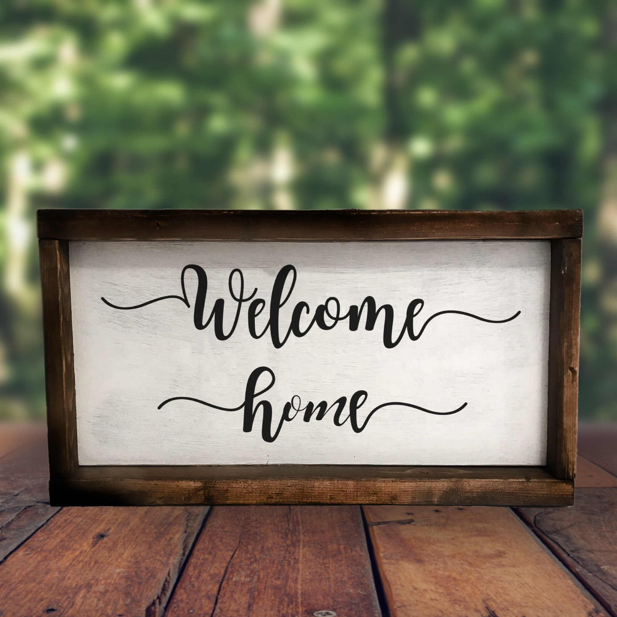 Welcome Home SVG - Living Room SVG - Home Decor SVG example image 2