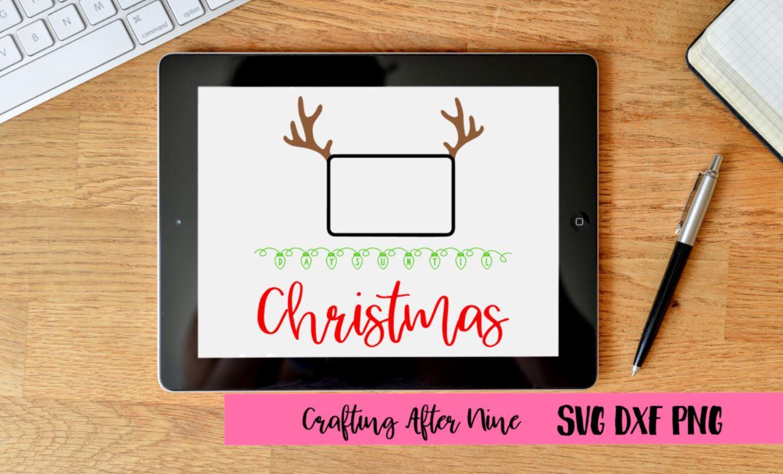 Days till Christmas, Christmas Svg, Christmas countdown example image 1