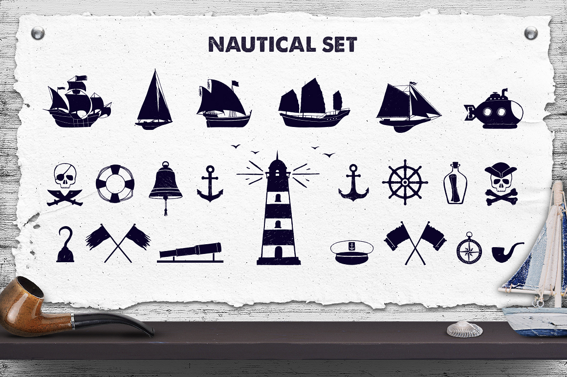 Nautical Collection example image 3