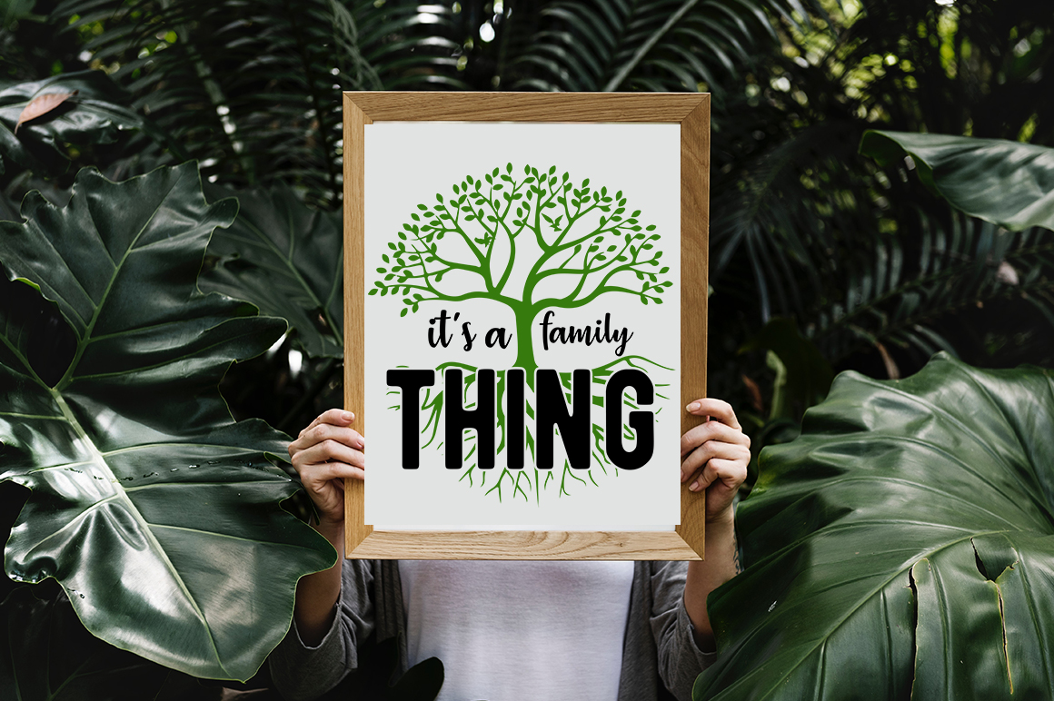 16 Family Quotes SVG design Bundle Vol 1. example image 2