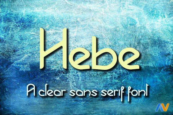 Hebe example image 1