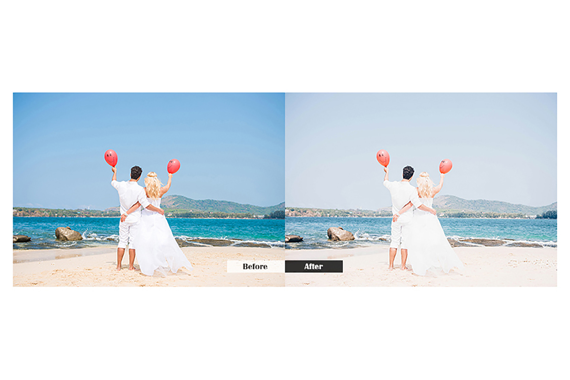 200 Wedding Day Lightroom Presets example image 6