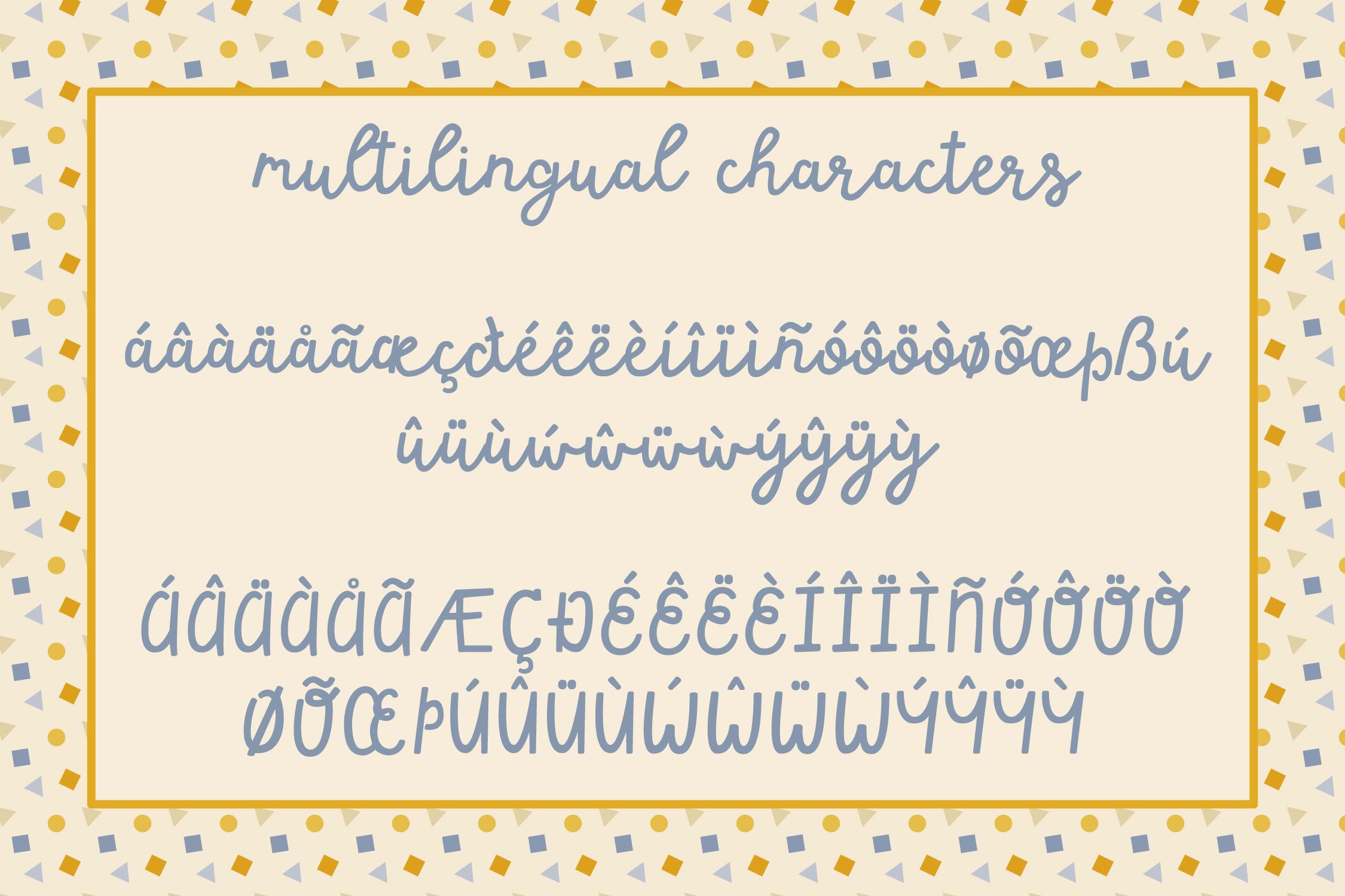Happy Dance Script Font example image 7