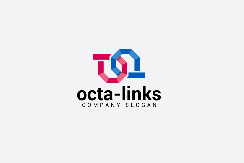 octa-links logo example image 2