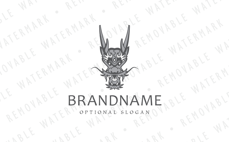 Chinese Dragon Logo example image 4