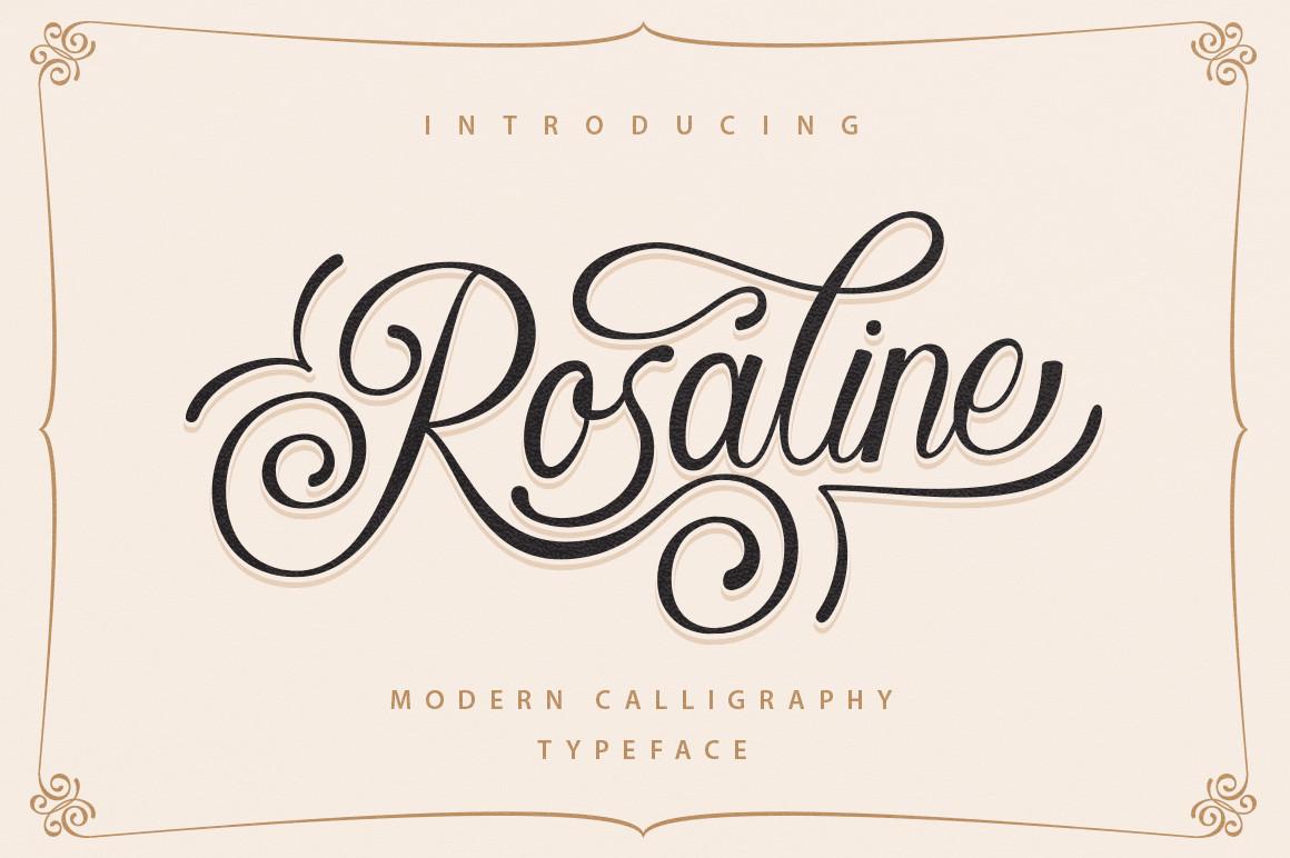 Rosaline + BONUS example image 1