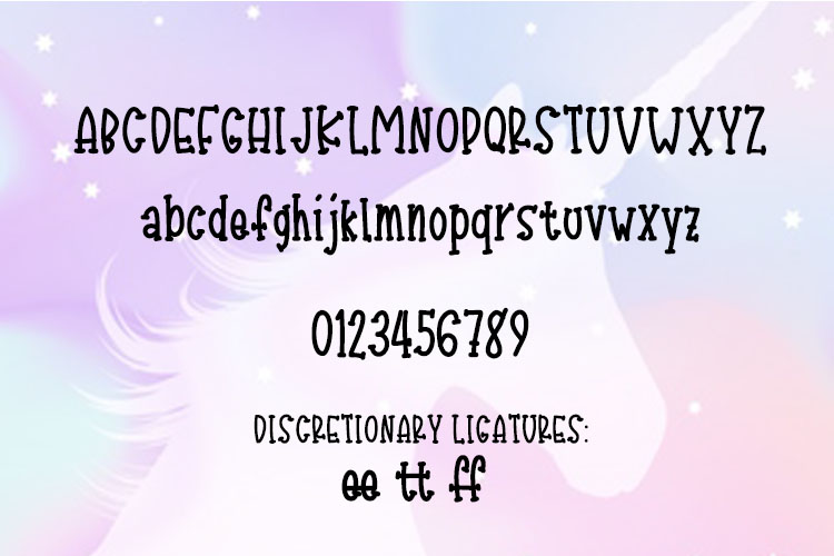 Joanne's Letters 6 for $10 Font Bundle example image 7