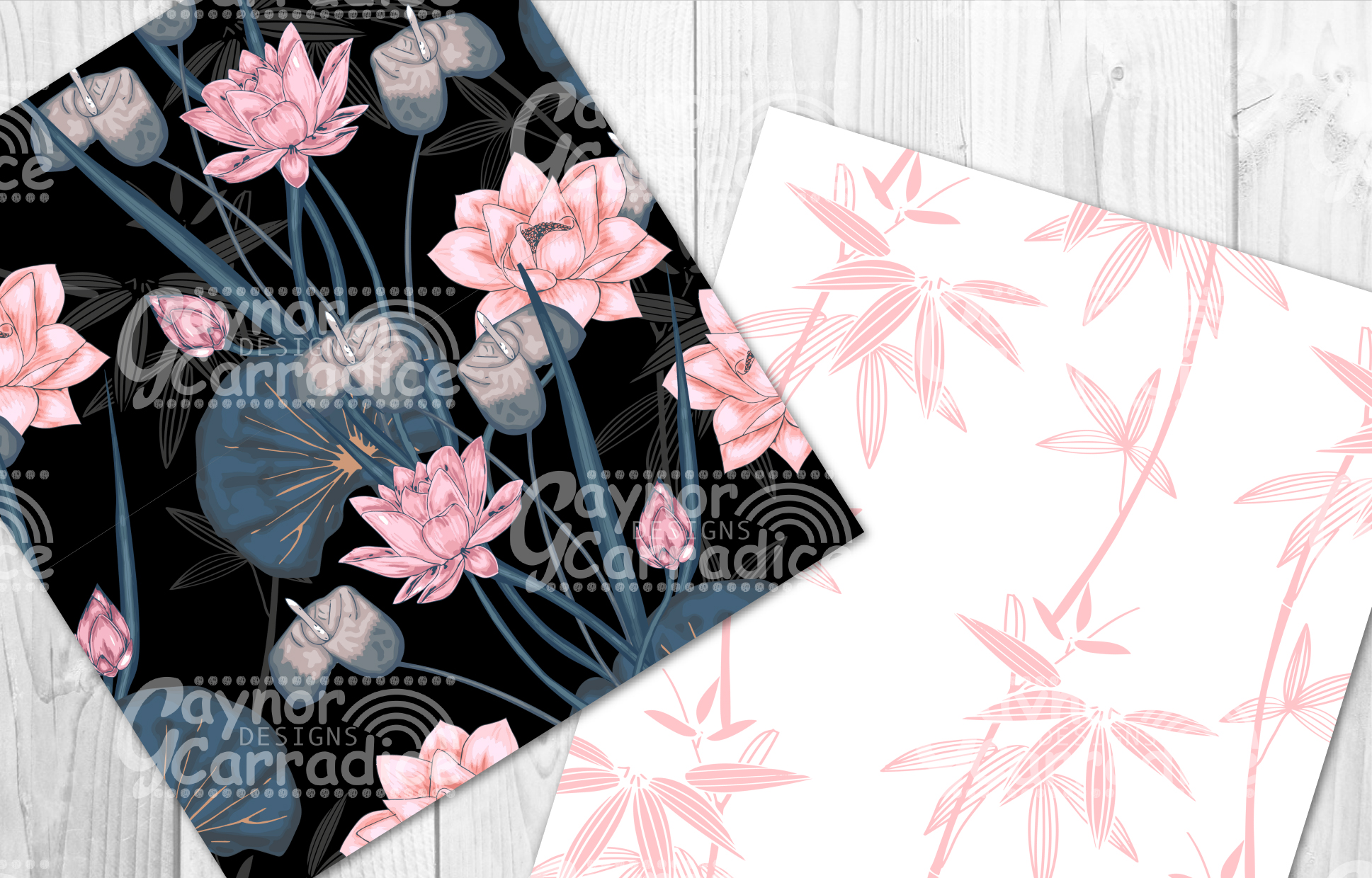 Pure Zen Pattern Collection example image 2