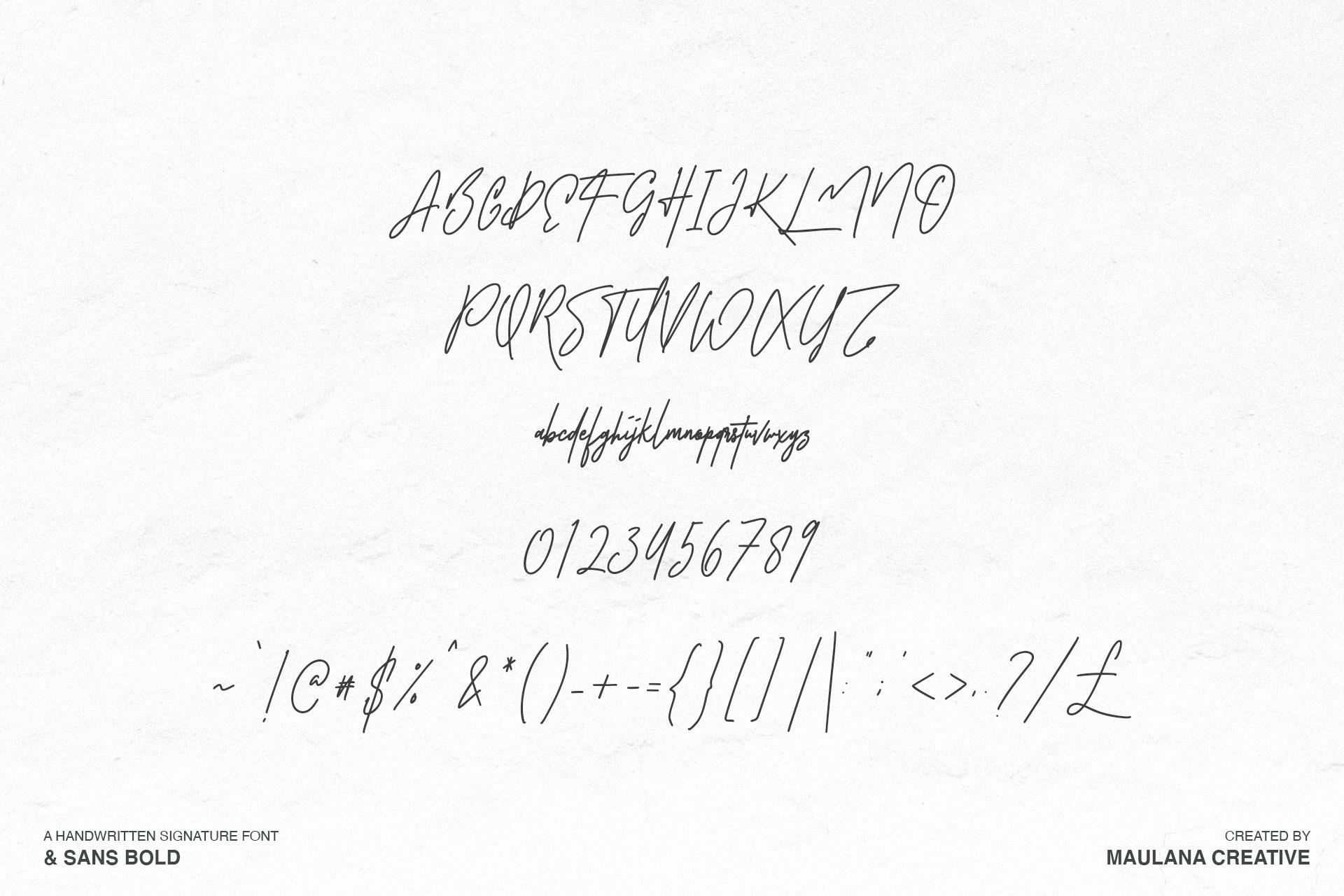 Altavista Font Duo example image 9