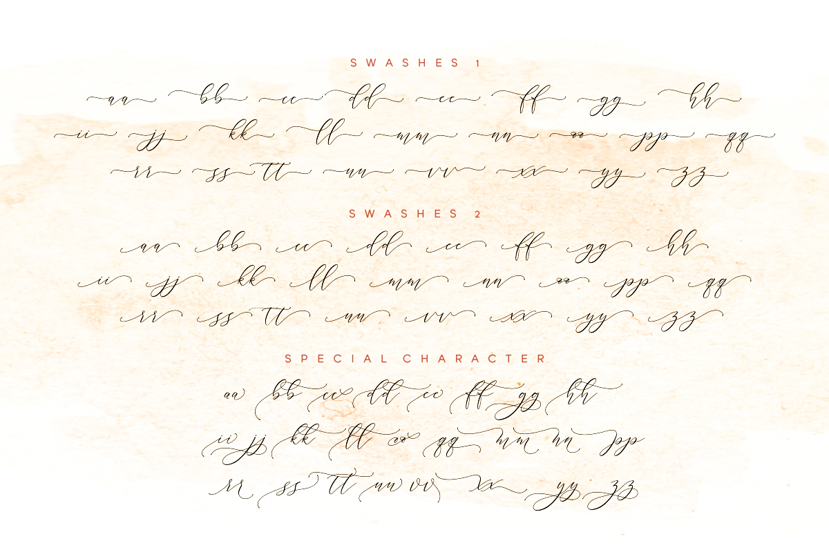 Cintha Elegant Script example image 10