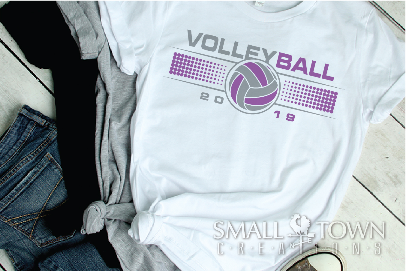 Volleyball, Volleyball ball, Sport logo, PRINT, CUT & DESIGN example image 4