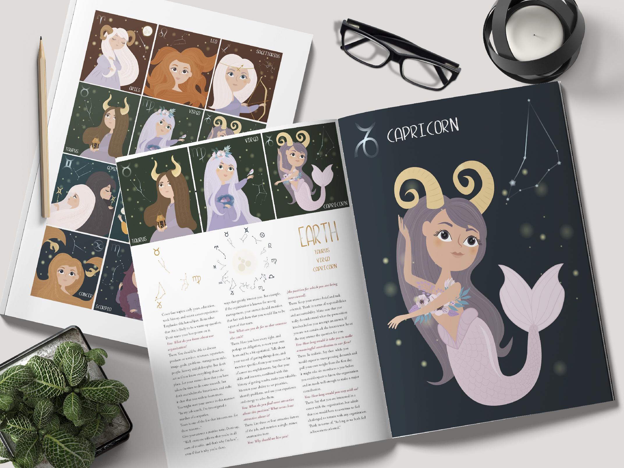 Zodiac. Magic Collection example image 8