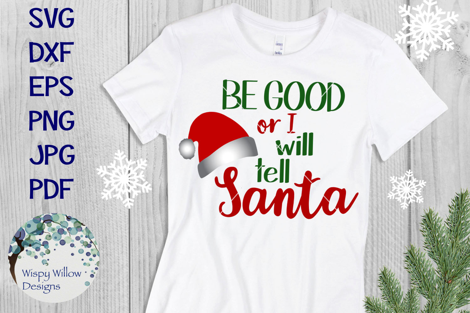 Kids Christmas Shirt Bundle | Funny Christmas SVG Cut Files example image 4