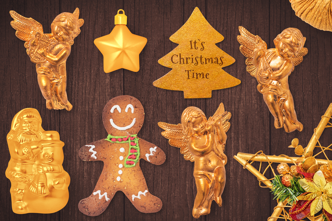 Christmas Scene Creator Volume 1 example image 16