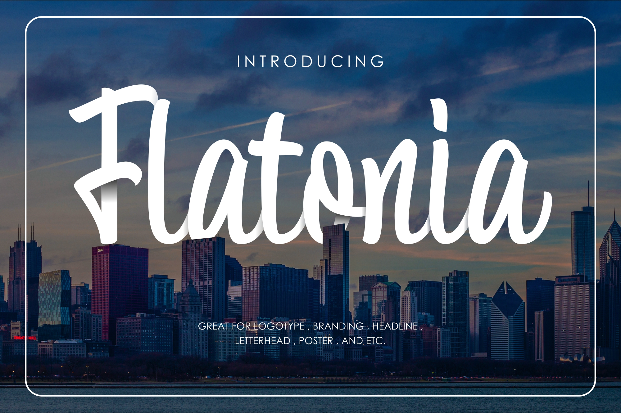 Flatonia example image 1