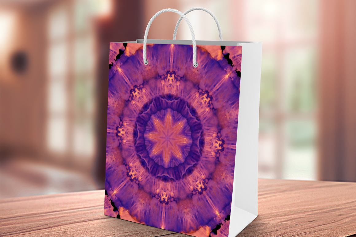 Purple MANDALAS Art example image 14