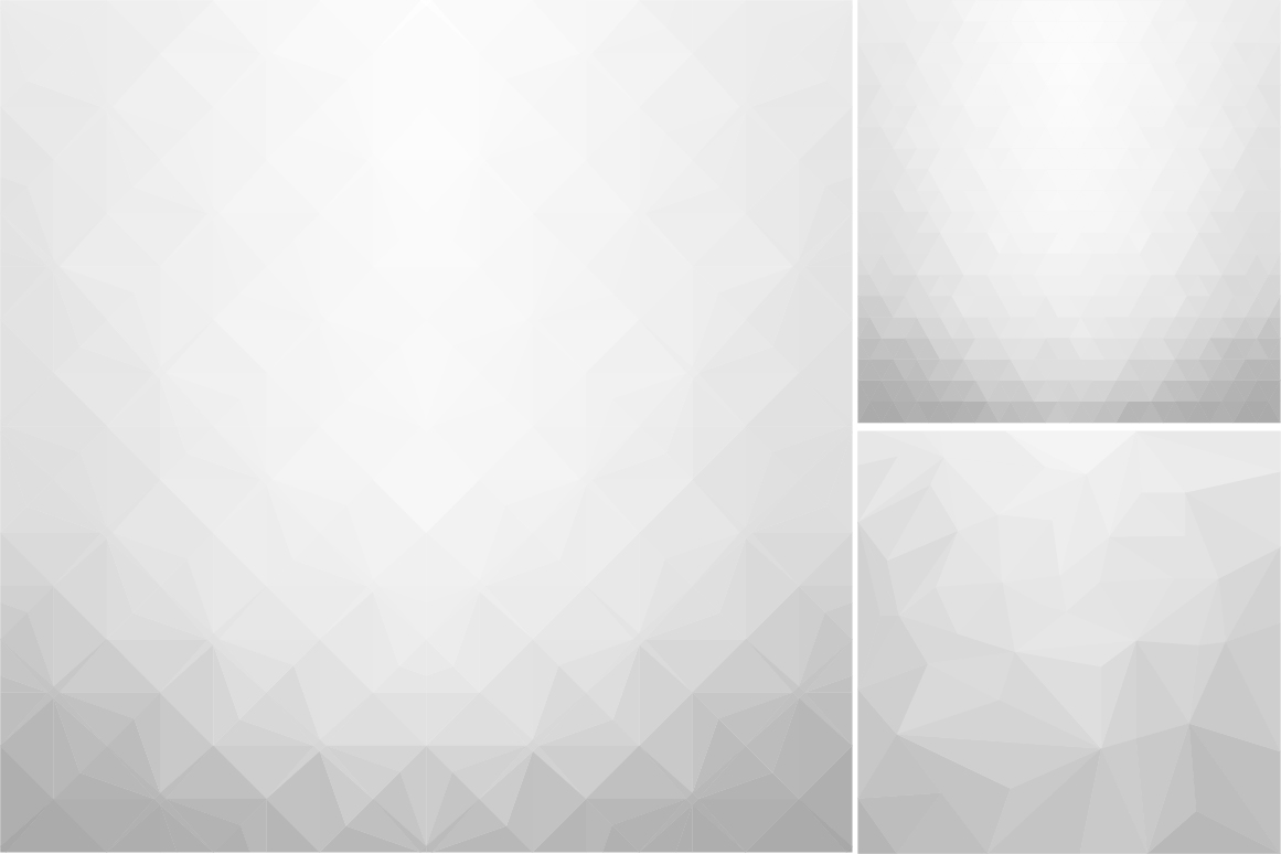Gray abstract vector backgrounds. example image 2