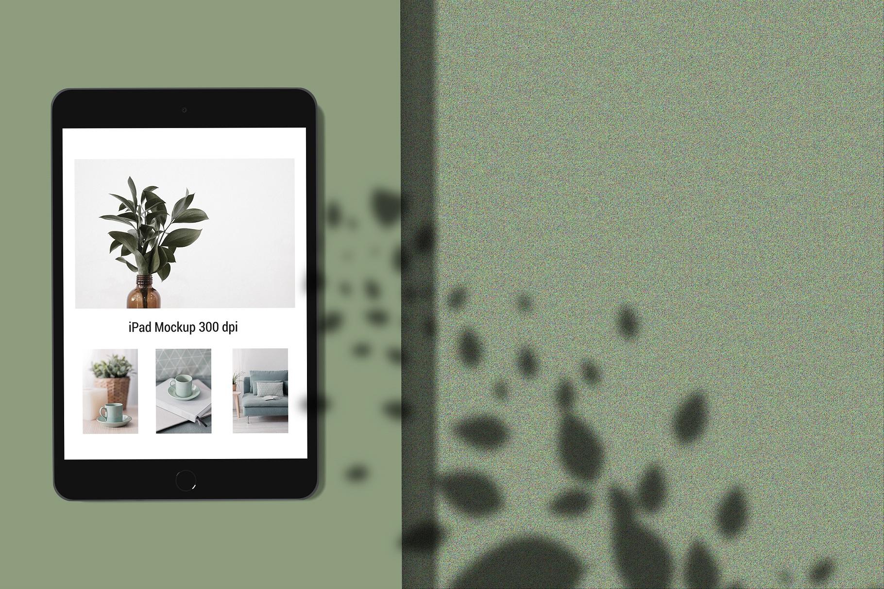 Minimal iPad Mockup example image 2