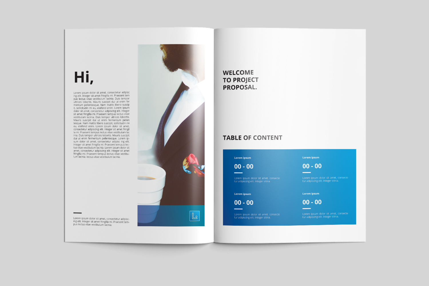 Business Proposal | Project Proposal Template example image 2