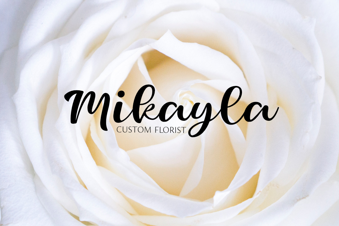 Thickylines Font Duo - Luxurious Script & Sans example image 12