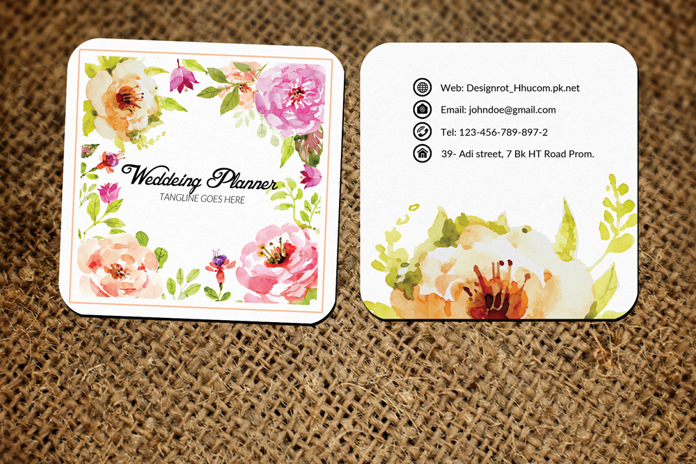 10 Multi use Small Business Cards example image 8