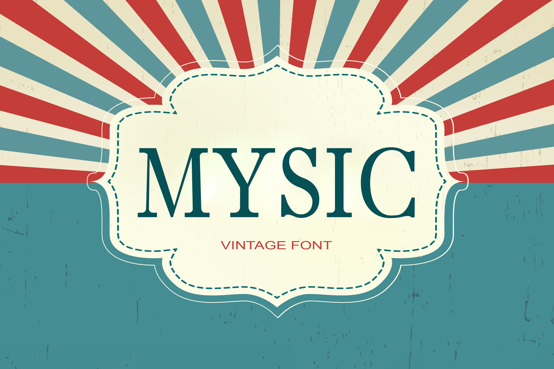 150 Premium Vintage Fonts example image 11