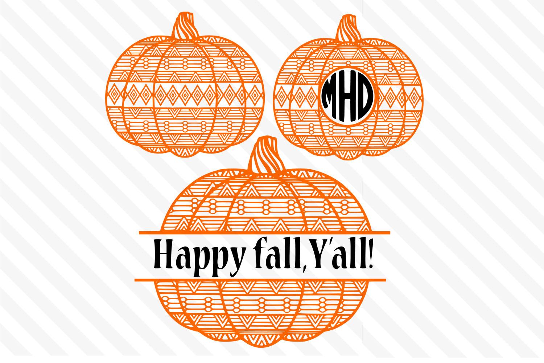 Halloween,Pumpkins,Fall,thanksgiving,svg,cricut,silhouette example image 1
