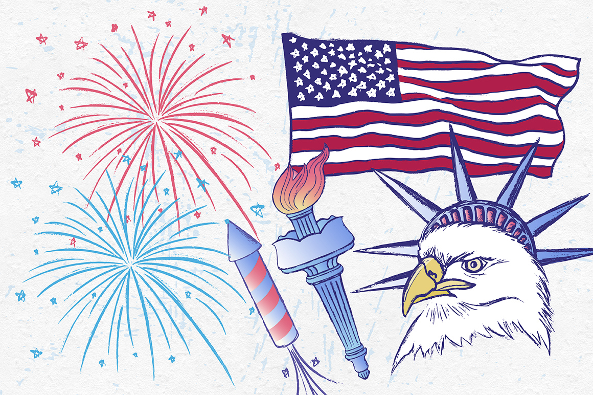 July 4th Independence Day Party example image 7