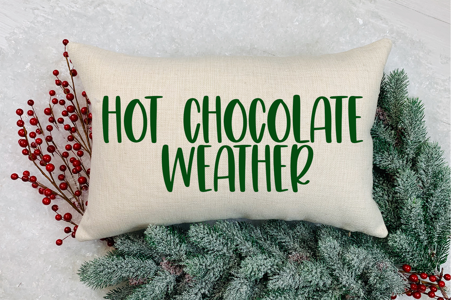 Winter Nights - A Cute Hand-Lettered Font example image 2