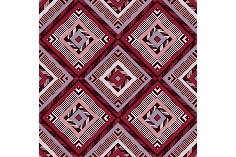 Tartan texture. Set of 10 seamless patterns. example image 2